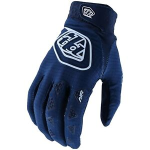 Troy Lee Designs Air Gloves Youth Kids Mx Motocross Bmx Mtb Dh Cycling NAVY