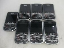 LOT OF 7 FAIR VERIZON BLACKBERRY TOUR 9630 QWERTY KEYPAD CLEAN IMEI QUICK SHIP