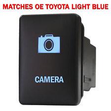 Push switch 995NB 12volt For Toyota OEM CAMERA Tacoma LED NEW BLUE