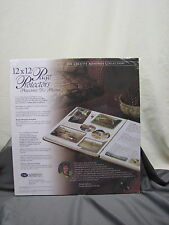 Creative Memories Page protectors  for 12 X 12  Scrapbook album 16 Sheets CM NIP