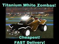 [XBOX] Rocket League Titanium White TW Zomba Wheels CHEAPEST *Trusted Seller*