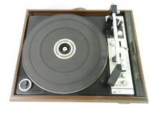BSR 710 Transcription Stereo Turntable Record Player Shure Vintage Audiophile