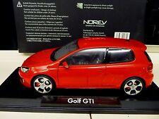VW Rabbit GOLF VI 6 GTI  LIMITED EDITION NOREV 1:18 SHIPPING FREE WORLDWIDE