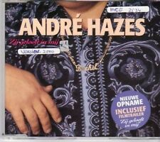 (BA823) Andre Hazes, Zij gelooft in mij - 2000 CD
