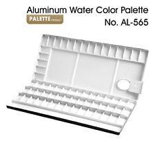 HEUNG IL Aluminum Watercolor Palette 13,20,26,30,35,39,65 Compartments AL-565