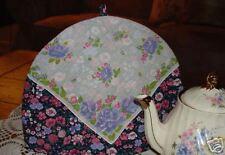 Tea Cozy - with a Vintage Handkerchief