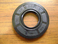 NEW TC 38X50X6 DOUBLE LIPS METRIC OIL DUST SEAL 38mm X 50mm X 6mm