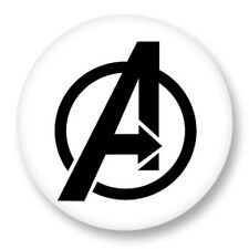 "Pin Button Badge Ø25mm 1"" The Avengers Marvel Comics super héros Les Vengeurs"