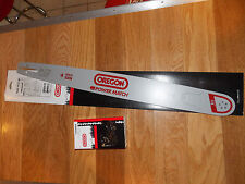 "24"" Oregon chainsaw guide bar 240RNDK095 & chain fits 455 Rancher 460,550,560"