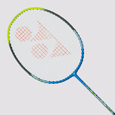 Yonex Nanoray Junior Badminton Racquet NR-JR, Graphite, Strung 4UG7, 25.5 inch