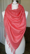 70% Pashmina, 30% Silk, ladies scarf /shawl