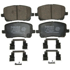 Disc Brake Pad Set Front Federated D923C
