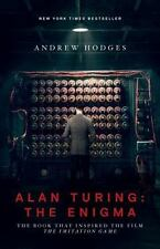 Alan Turing: The Enigma by Andrew Hodges c2014 VGC Paperback