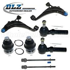 8 DLZ Front Control Arm Ball Joint Tie Rod Ends for 1991-1995 Chrysler LeBaron