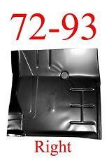 72 93 RIGHT Dodge Floor Pan, Panel, Regular Cab & Club Cab Truck, NIB, 1580-222