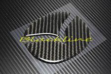 For 06+ Mazda Miata MX-5 Roadster Carbon Fiber Hood Emblem Decal Insert Filler