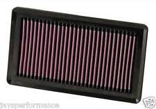 Kn air filter (33-2375) Para Nissan Qashqai 1.5D 2007 - 2012