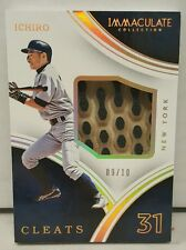 2016 Immaculate Collection Ichiro Cleats Patch #09/10