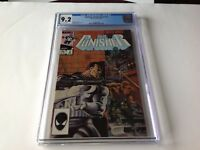 PUNISHER LIMITED SERIES 2 CGC 9.2 WHITE PGS STEVEN GRANT MIKE ZECK MARVEL COMICS