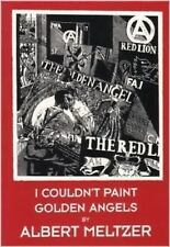 I COULDN'T PAINT GOLDEN ANGELS - NEW PAPERBACK BOOK