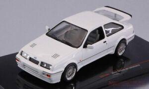 IXO CLC310 FORD SIERRA RS COSWORTH diecast model road car white 1987 1:43 Scale