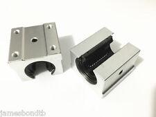 4pcs SBR16UU 16mm Open Linear Bearing Slide Linear Motion Block