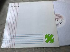 "KURUKI - SUCH A LIAR 12"" MAXI BELGIUM MONEY SYNTH POP"