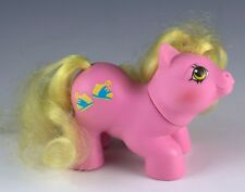 Vintage G1 My Little Pony Tappy Newborn Ponies MLP 1988-1989 Year 7