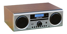 Roadstar HRA-9D+BT wd DAB+/DAB/UKW Radio mit Bluetooth, CD/MP3, USB, Encoding