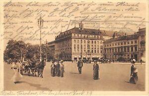 Lot116  germany berlin pariser platz hotel aldon carriage