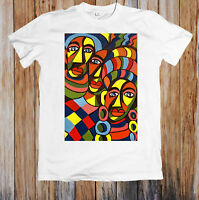 African Art Design Unisex T Shirt