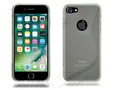 Fundas y carcasas Apple Para iPhone 7 color principal transparente para teléfonos móviles y PDAs