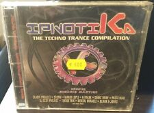 Compilation Ipnotika - The Techno Trance Compilation CD Mixed By Giorgio Martini