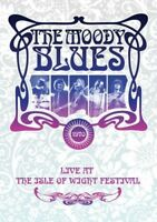 The Moody Blues - The Moody Blues: Threshold of a Dream: Live at the Isle of Wig