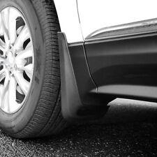 Plastic Black Mud Flaps Mudguard Fenders 4pcs For Chevrolet Holden Equinox 18-19