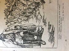 m5-1a ephemera ww1 1916 cartoon kaiser we never sink neutral shipping new york s