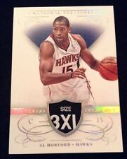 AL HORFORD 2013-14 National Treasures Prime Material SSP 1/3  Laundry Tags