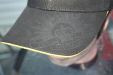 MP CORPS EMBROIDERED BALL CAP  - ROYAL AUSTRALIAN ARMY - MILITARY POLICE