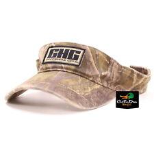 AVERY OUTDOORS GREENHEAD GEAR GHG LOGO VISOR HAT CAP BUCK BRUSH CAMO