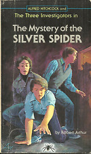 ALFRED HITCHCOCK AND THE THREE INVESTIGATORS - THE MYSTERY OF THE SILVER SPIDER