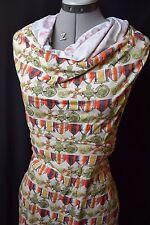 IKKS. Jersey coton modal et lycra, original motif  médailles militaires.0M75