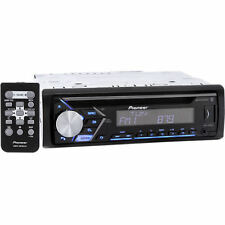 NEW Pioneer DEH-S4000BT Single 1 DIN CD MP3 WAV Player Bluetooth MIXTRAX USB AUX