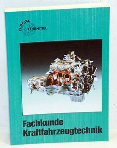 FACHKUNDE KRAFTVERKEHRTECHNIK