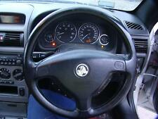 HOLDEN ASTRA STEERING WHEEL TS, LEATHER 08/98-10/06
