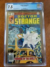 DOCTOR STRANGE #36 CGC 7.5  MARVEL COMICS COMIC LOT  1979