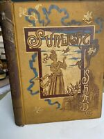 1883 Sunlight And Shade: Being Poems And Puctures Of Light And Nature