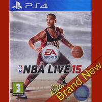 NBA LIVE 15 - PlayStation 4 PS4 ~3+ Brand New & Sealed