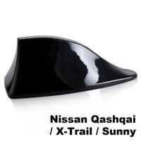 Antenna SHARK pinna squalo tetto auto segnale radio tuning Nissan Qashqai ANQ1