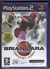 Sony PlayStation 2 Ps2 Brian Lara International Cricket 2005 Codemasters Game