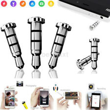 2Pcs Small Smart Phone Button Quick Klick Pressy Dustproof Plug For Android fr